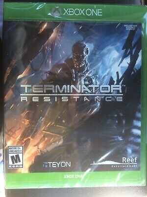 Terminator Resistance !!! Xbox One (Brand New) (Sealed) (Flawless)