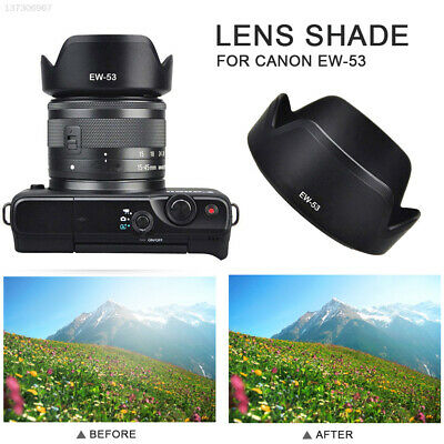 Hard Petal Lens Shade Lens Cover Photography Camera and Photo Reduce Reflection