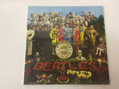 The Beatles ‎– Sgt. Pepper's Lonely Hearts Club 180G Vinyl Lp Reissue (Sealed)
