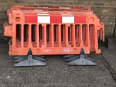 Barriers Traffic Management Chapter 8 Pedestrian Plastic Safety Barrier