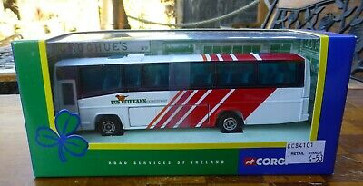 l = 178mm Plaxton Paramount coach-Bus Éireann-Road Services of Ireland Corgi