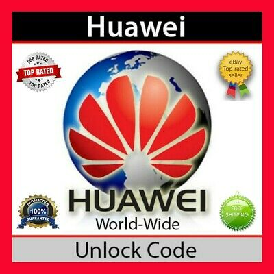 HUAWEI Worldwide NCK Unlock Code Premium Factory Unlock Service/All Devices Fast