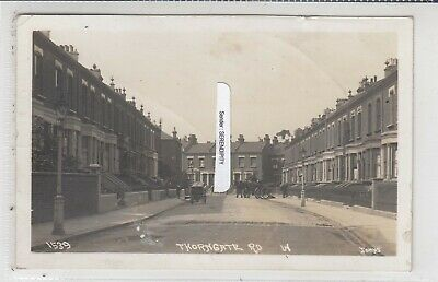 MAIDA VALE Thorngate Road W Harper Coal Merchants Delivery RP # 1539 by JOHNS