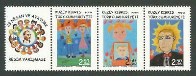 TURKISH NORTHERN CYPRUS/2019 - 23 April and Ataturk, MNH
