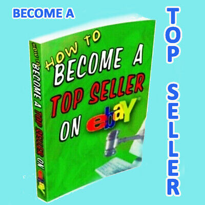 How To Become a Top Seller on eBay PDF with Full Master Resell+R+Best sell