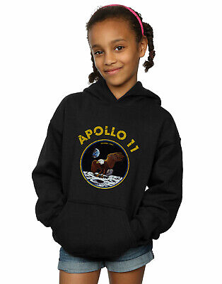 NASA Girls Classic Apollo 11 Hoodie