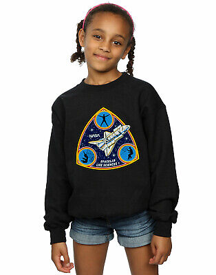 NASA Girls Classic Spacelab Life Science Sweatshirt