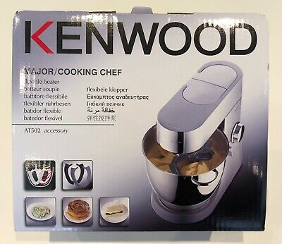 KENWOOD Major crematura Battitore di gomma flessibile AT502-A707A A907 KM KMM e KVL