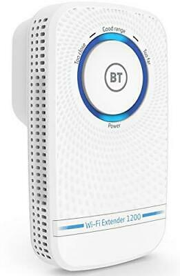 BT Wi-Fi Extender 1200 with 11ac 1200 Dual-Band Wi-Fi