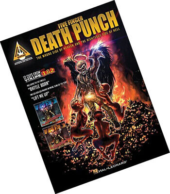 Five Finger Death Punch: The Wrong Side of Heaven and the Righteous Side of