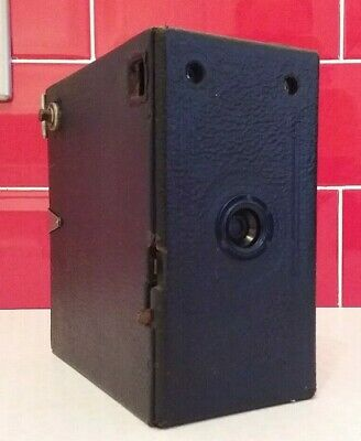 Vintage Ensign Box Camera by Houghton and Butcher