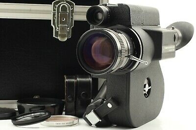 [NEAR MINT in Case] Canon SCOOPIC 16M 16mm film movie camera from Japan #G35