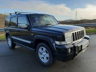 2007 Jeep Commander V6 Crd Limited 7 Seater Estate Diesel