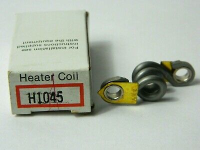 Cutler Hammer H1045 Heater Coil, Thermal Overload Heater Element