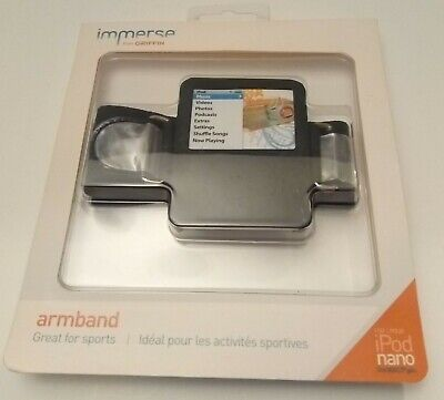 Immerse By Griffin Armband For iPod Nano 3rd Generation