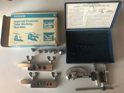 Imperial Eastman Tools No. 275-Fs Flaring And Swaging Tube Kit Usa