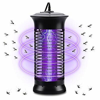 AUERVO Electronic Mosquito Killer Lamp, Bug Zapper with 6W UV Light Mosquito