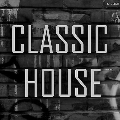 DJ Friendly Old School Classic House music collection 3,000+ unmixed Download