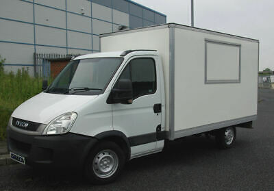 New Catering Van And Trailers - No Deposit Finance Available - Free Uk Delivery