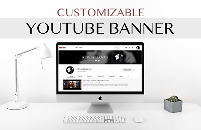 Customized Youtube Banner