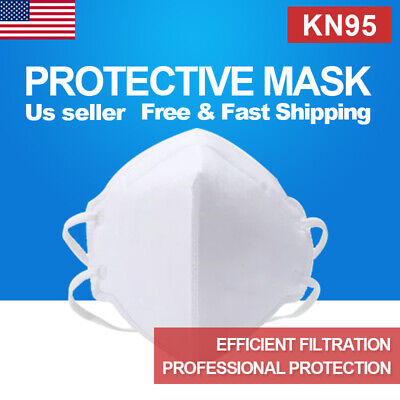 K-N95 Mask KN95 Face Mask(3Pcs)Protective Respirator Disposable Mouth Cover