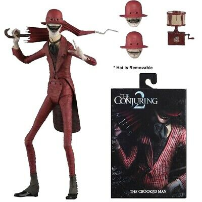 """NECA The Conjuring Universe Crooked Man Ultimate 7"""" Action Figure Collection"""