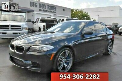 2013 BMW M5 Executive 2013 BMW M5 V8 Twin Turbo Dual Clutch 7 Spd Executive package Low Miles WE SHIP!