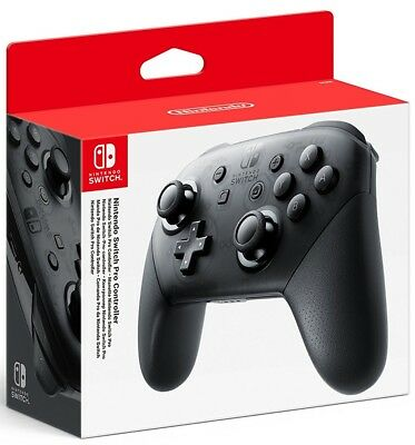 Nintendo Switch Pro Controller Official New