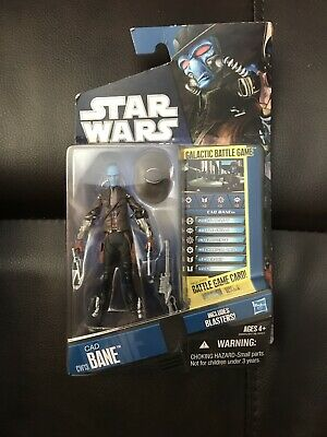 "Star Wars 8/"" Cad Bane Bank Bust Clone Wars New and Sealed Diamond Select"