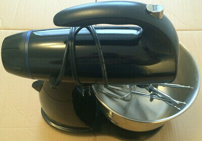 Sunbeam Mixmaster Stand Mixer 2594 With Attachments & bowl tested works beaters