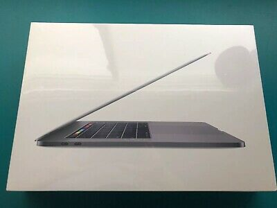 New 2019 Apple Macbook Pro Touch Bar 15.4 15in 16gb 1TB 2.3GHz i9 SEALED- 512gb