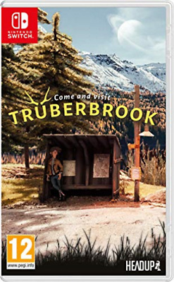 Nintendo Switch-TRUBERBROOK GAME NEW