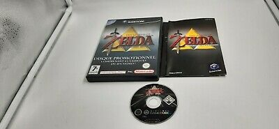 Jeu Nintendo Gamecube Game Cube Zelda Collector's Edition complet