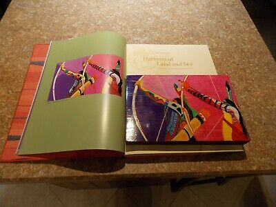 """NATIVE AMERICAN Original Oil Painting by """"Last Man talking"""" w/ Accompanying Book"""
