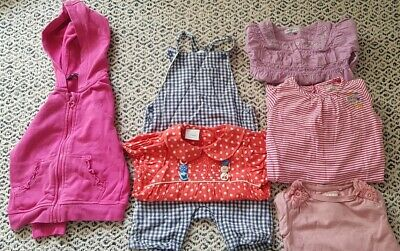 Girls 2-3 Years Bundle Marks And Spencer Autograph Next Hoody Romper Tops