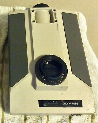 Olympus Japan Microscope Base Power Supply - Parts For BH2 BHTU - Powers Up