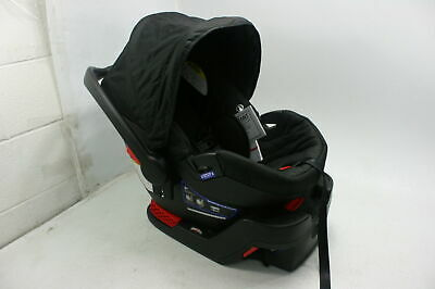 Britax B-Safe 35 Infant Car Seat 1 Layer Impact Protection Raven 4-35lbs