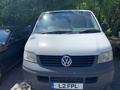 Volkswagen Transporter LWB window van