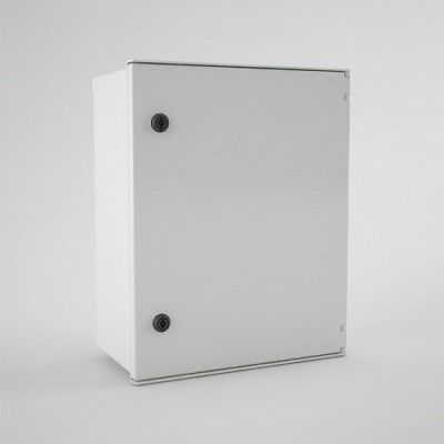 BRES54 GRP Electrical Enclosure Polycarbonate Cabinet 500x400x200mm IP66