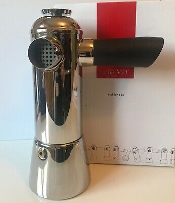 Freud Stainless Steel Espresso Maker