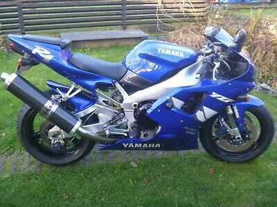 Now Sold Yamaha Yzf-R1 1999 4Xv Very Tidy 1 Owner Hpi Clear Now Sold