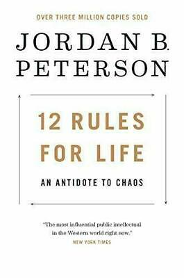 12 Rules for Life: An Antidote to Chaos by Jordan Peterson [ E.edition P D F ]