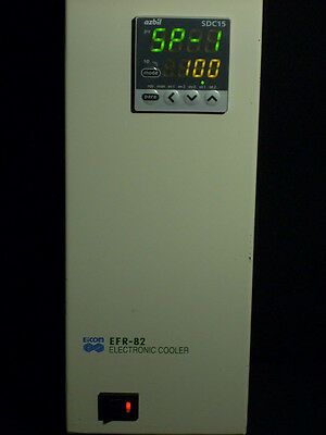 NEW! EiCOM EFR-82 Electronic Cooler for EFC-82 Microdiaylsis Fraction Collector