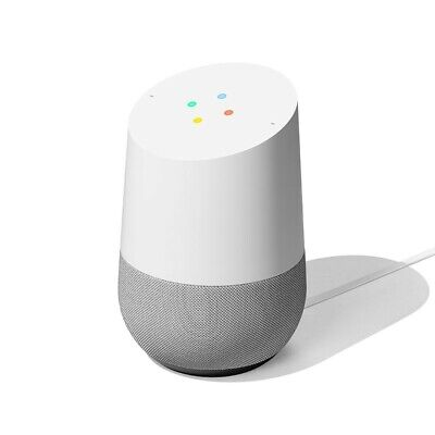 Google Home Smart Assistant - White Slate - BRAND NEW! NEVER OPENED!