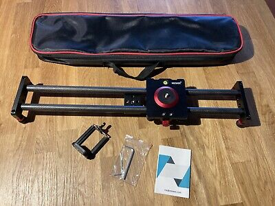 Slider Dolly in carbonio