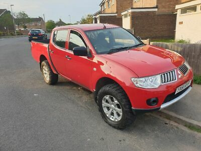 2011 mitsubishi l200 pick up