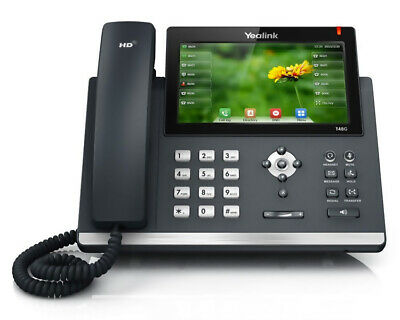 Yealink T48G IP Phone - Refurbished - VAT & Delivery Included