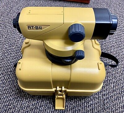 Topcon AT-B4 Automatic 24X Auto Level Surveying (60909)