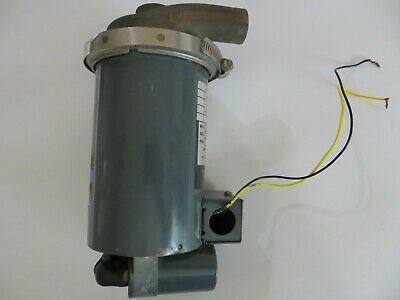 Crane Dynapump Model # 523E Canned Motor Pump