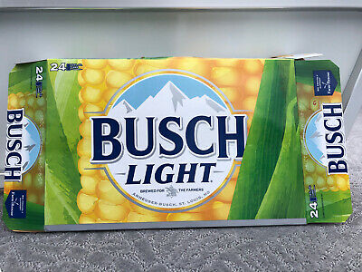 Limited edition Busch Light Corn BOX ONLY For The Farmers